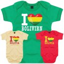 Baby Body - I LOVE BOLIVIEN