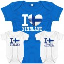 Baby Body - I LOVE FINNLAND
