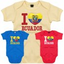 Baby Body - I LOVE ECUADOR -