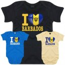 Baby Body - I LOVE BARBADOS -