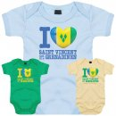 Baby Body - I LOVE SAINT VINCENT -