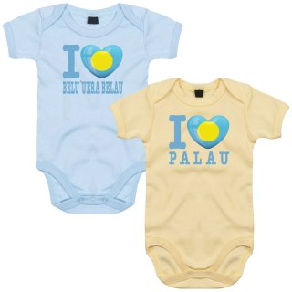 Baby Body - I LOVE PALAU -