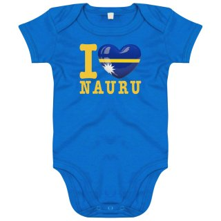 Baby Body - I LOVE NAURU -