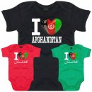 Baby Body - I LOVE AFGHANISTAN -