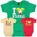 Baby Body - I LOVE MYANMAR -