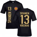 Kinder Fan-Shirt - SPANIEN
