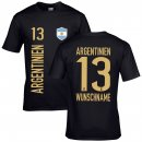 Kinder Fan-Shirt - ARGENTINIEN -