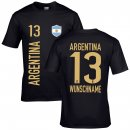 Kinder Fan-Shirt - ARGENTINA -