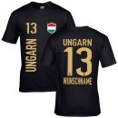 Kinder Fan-Shirt - UNGARN -