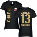 Damen Fan-Shirt - CHILE -