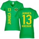 Damen Fan-Shirt - JAMAICA -