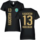 Damen Fan-Shirt - KASACHSTAN -