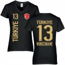 Damen Fan-Shirt - TÜRKIYE -
