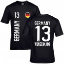 Herren Fan-Shirt - GERMANY